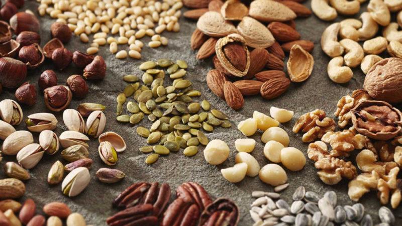 Продукты с большим содержанием белка: таблица высокобелковых продуктов растительного и животного происхождения