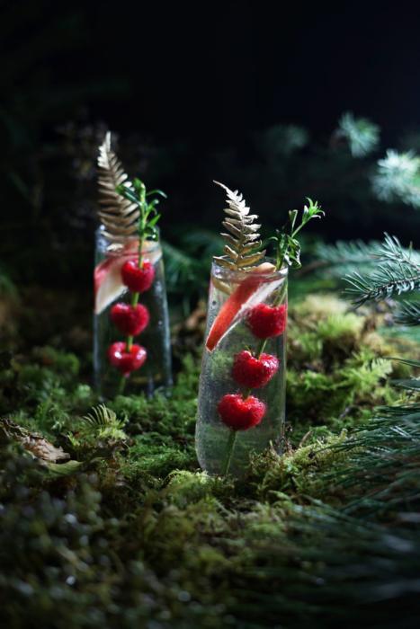 Американка делает коктейли, вдохновляясь природой: 15 напитков с дикими растениями