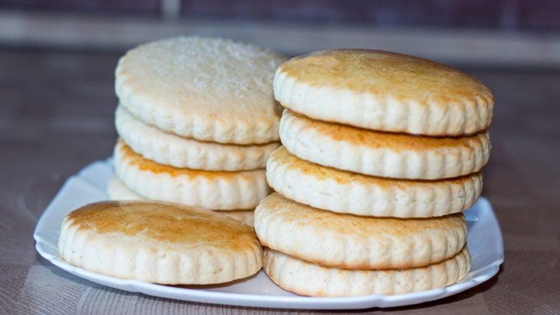Коржики молочные по ГОСТу – 4 рецепта приготовления