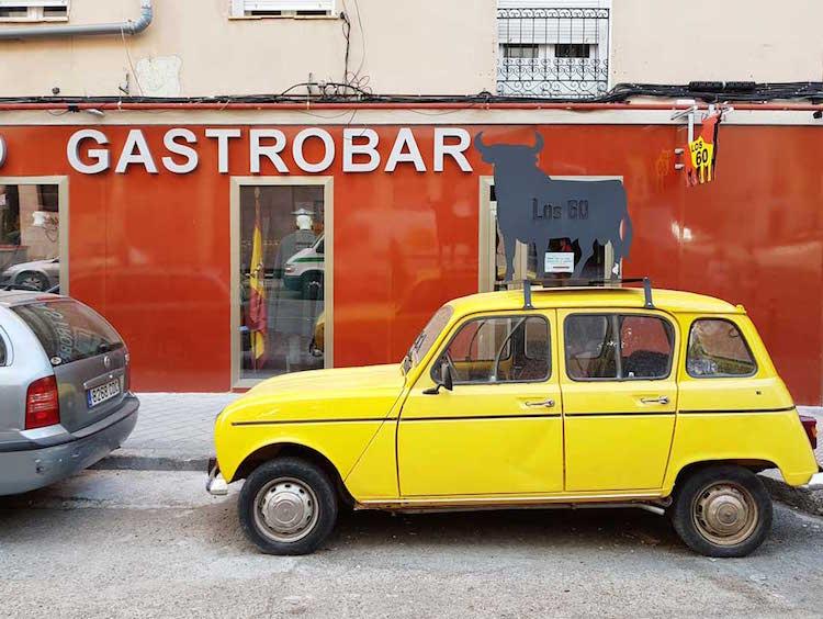 Мадридские бары без излишеств: фотограф запечатлела заведения, которые уже скоро канут в лету
