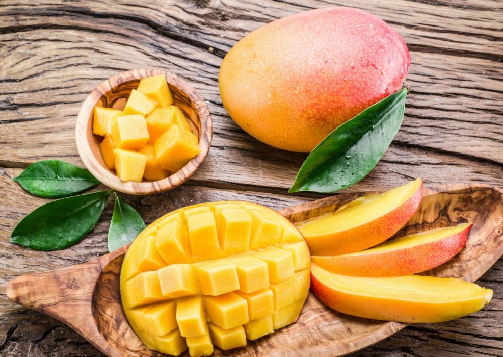 Кожура манго поможет похудеть (научно доказано).