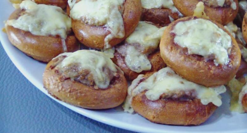 Сушки с фаршем в духовке – 5 рецептов, как приготовить оригинальное блюдо