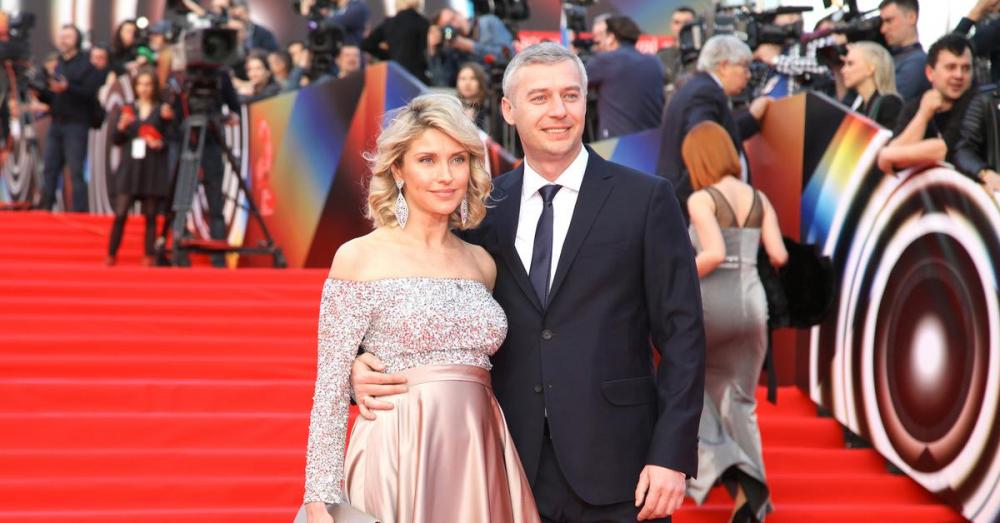 44-летняя Екатерина Архарова впервые станет мамой