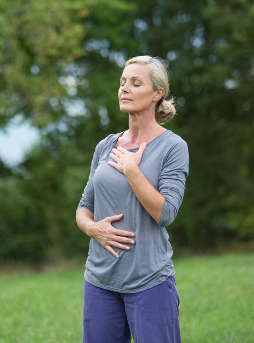 Дыхательная гимнастика поможет справиться с болезнью