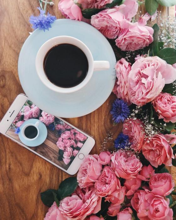 Начало дня становится прекрасным, если получить пожелание доброго утра