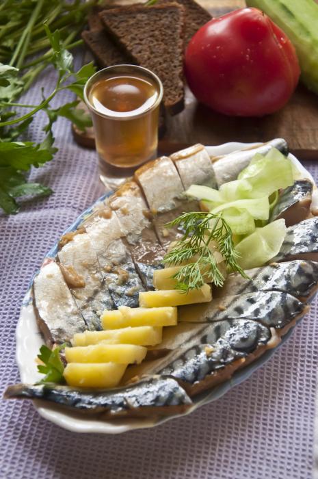 Вкусная холодная закуска отлично подойдет для праздничного стола.