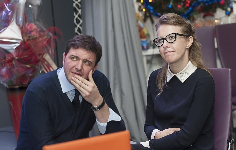 Ксения Собчак очень выгодно развелась с Виторганом