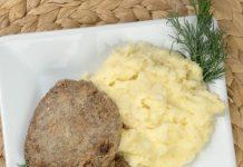 Котлеты из сайры консервированной – рецепт приготовления