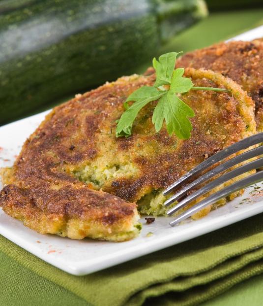 Котлеты из кабачков в духовке – рецепт овощных котлет
