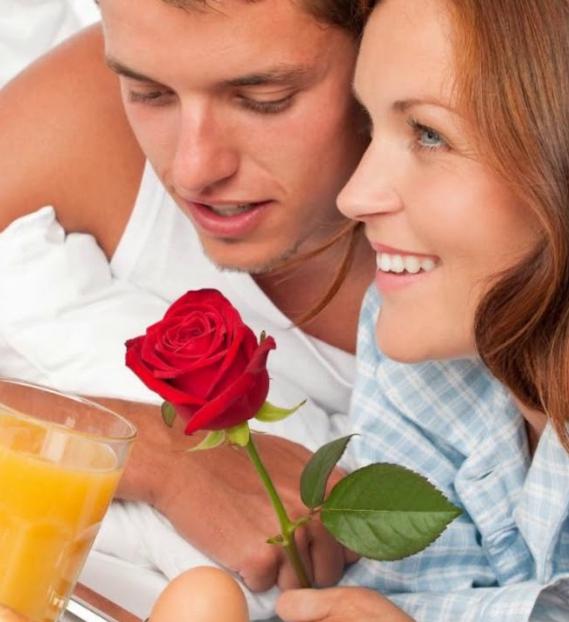 Романтические стихи для любимой женщины