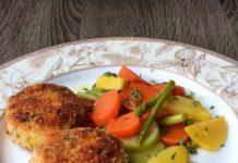 Котлеты из кеты – рецепт сочных рыбных котлет
