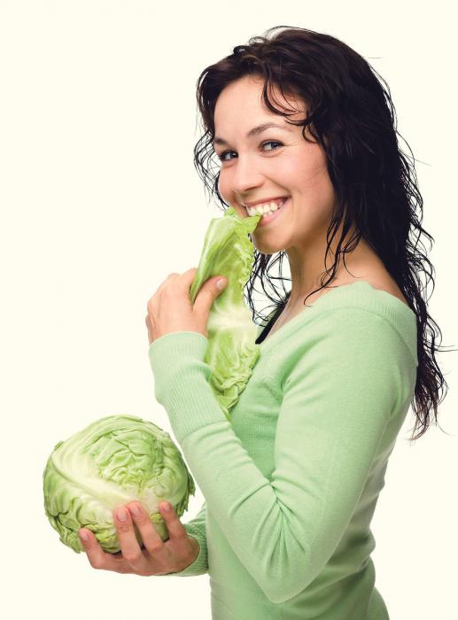 капуста при похудении