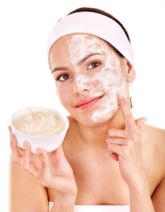 маски для лица с витамином а