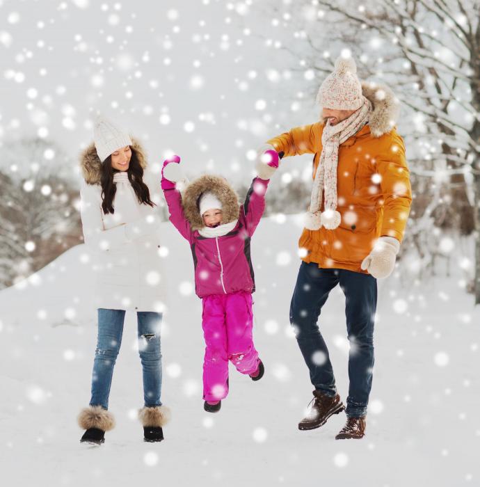 куда сходить с ребенком в новогодние каникулы