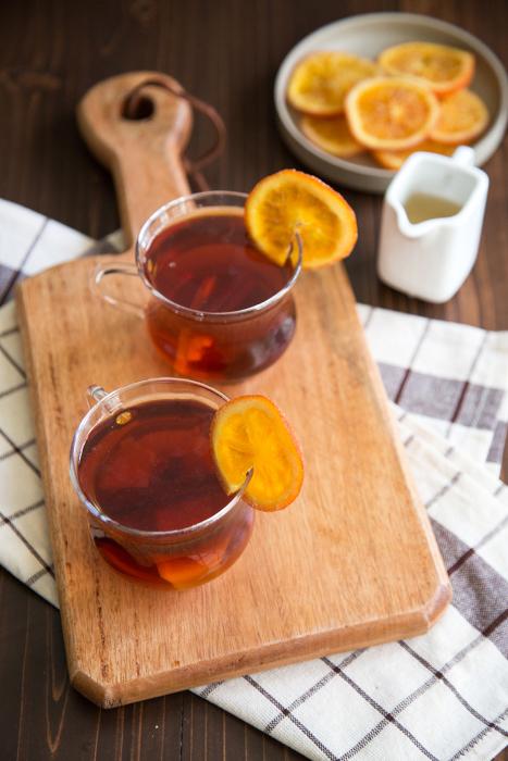 чай с имбирем и корицей польза
